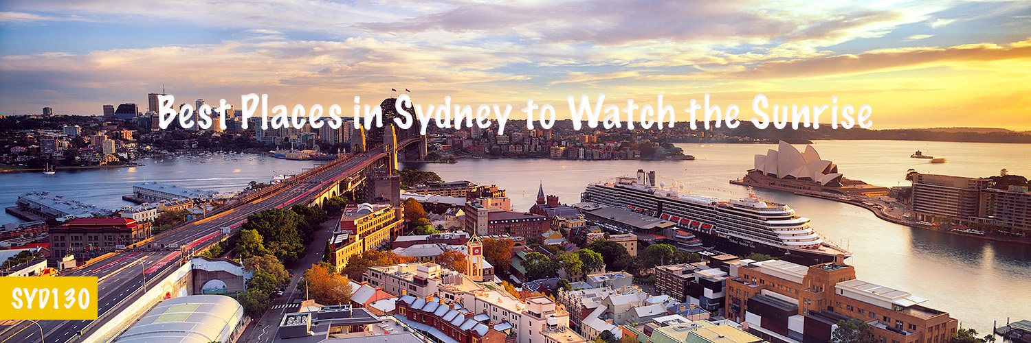 Best Locations in Sydney to Watch Sunrise