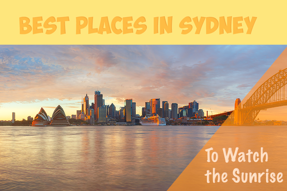 Best Places in Sydney to Watch Sunrise