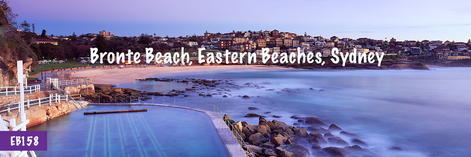 Bronte Beach Landscape Photography