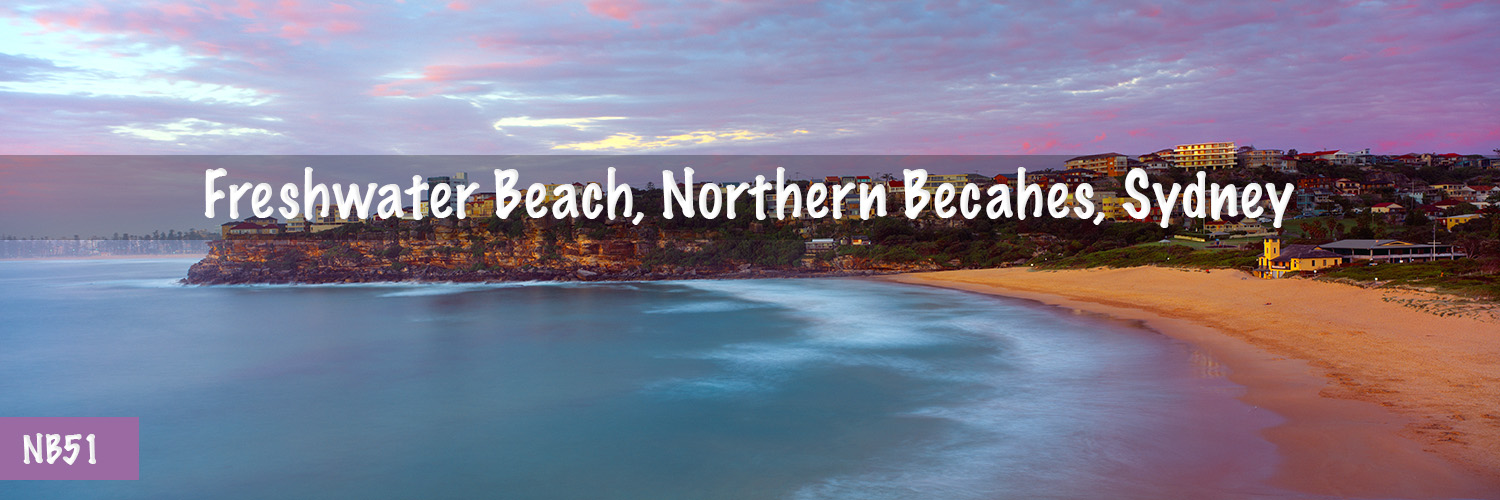 Freshwater Beach Northern Beaches Sydney