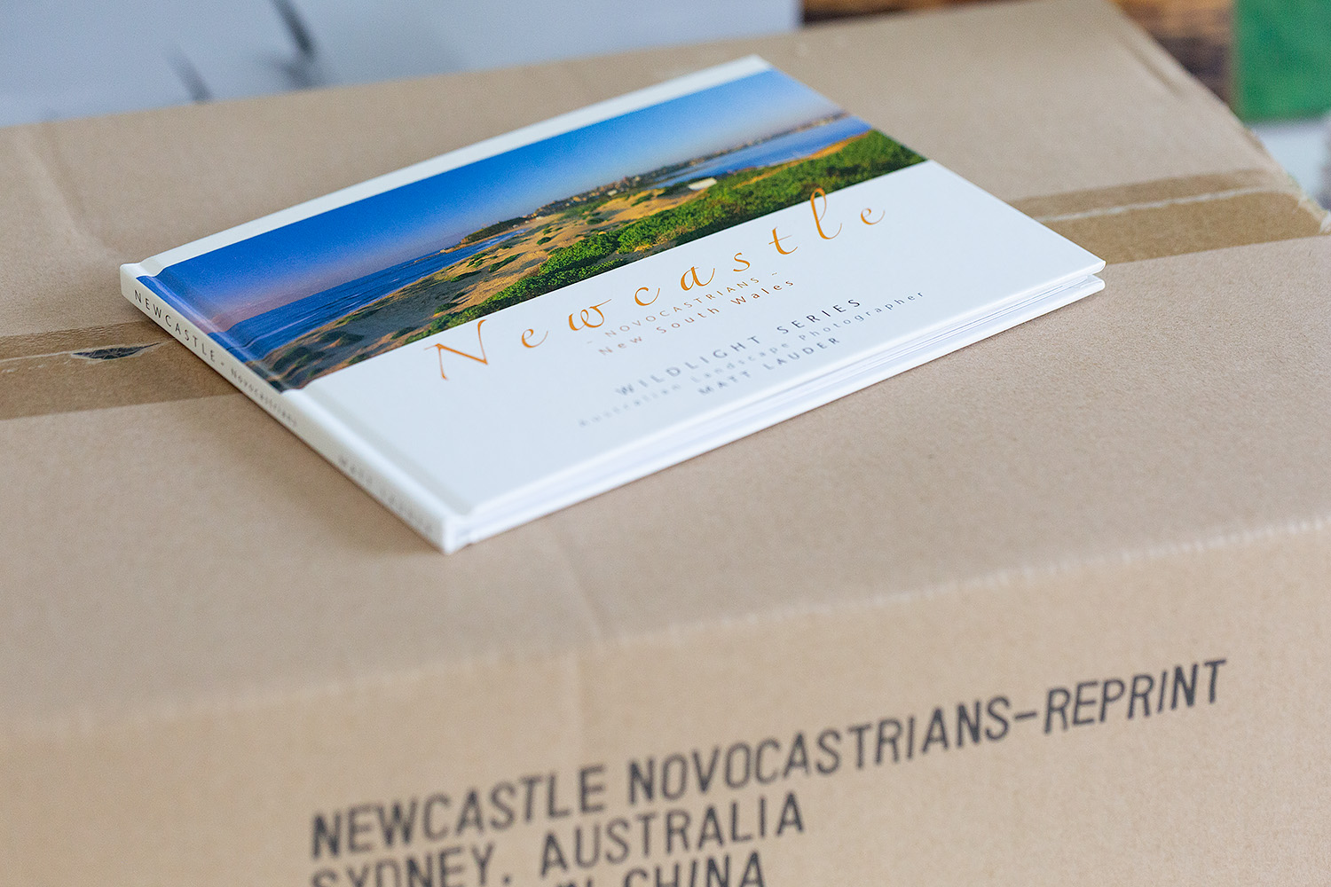 Newcastle Books Corporate Gifts