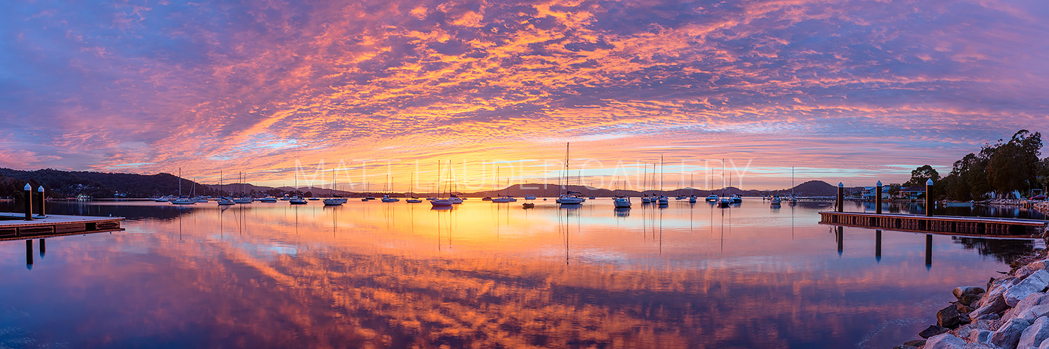 Koolewong Dawn Pictures Acrylic Prints