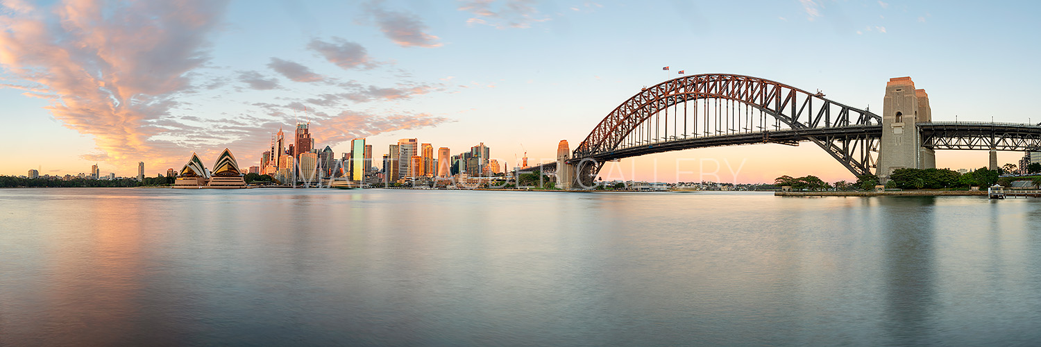 Sydney Harbour Sunrise Pictures