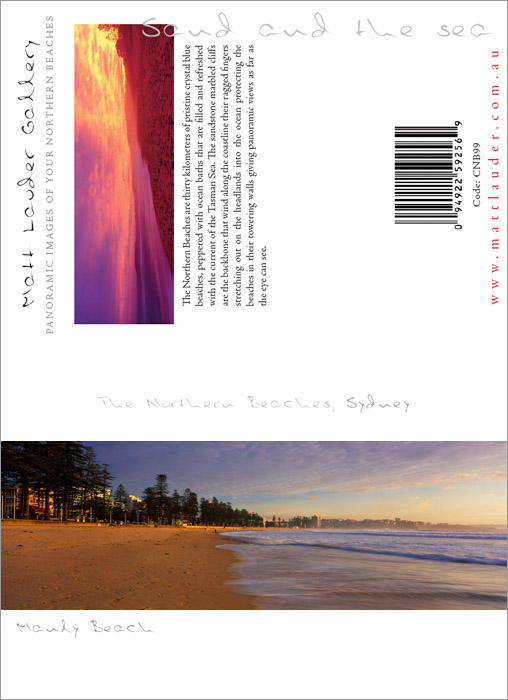 Northern Beaches Greeting Cards