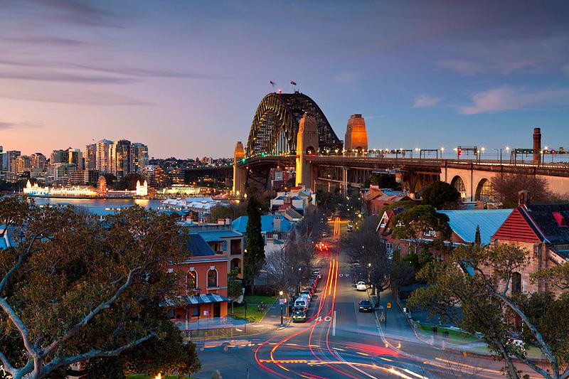 Beautiful Photos of the Sydney Harbour Bridge