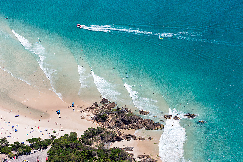 The Pass Byron Bay Lifestyle Images